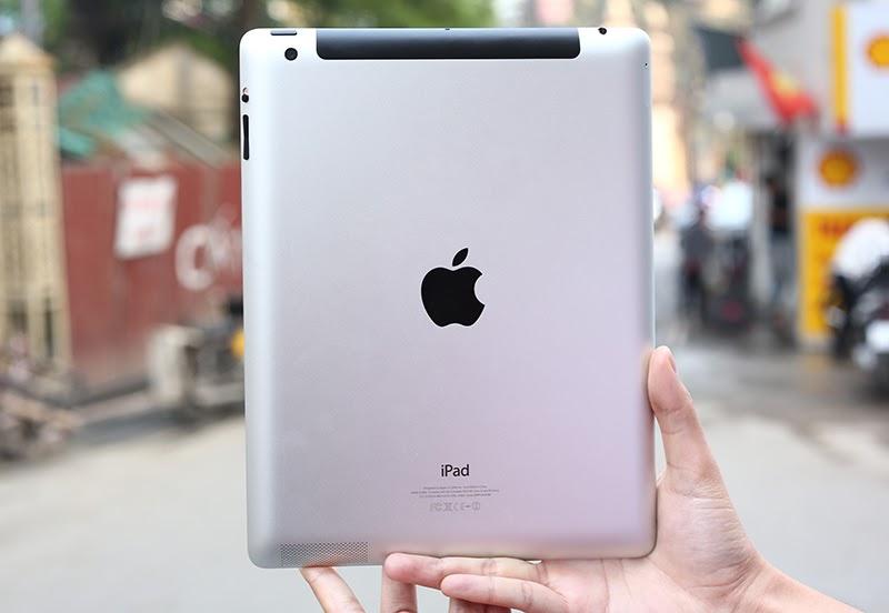 Bất ngờ trước tính năng của camera iPad 4
