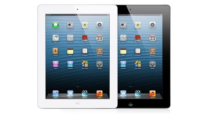 """Trải nghiệm màn hình Rentina trên iPad 4 không thể """"đã"""" hơn"""