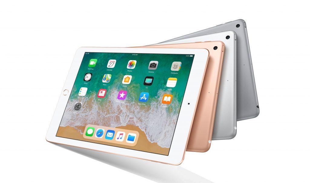 Thiết kế hoàn mỹ iPad Gen 6