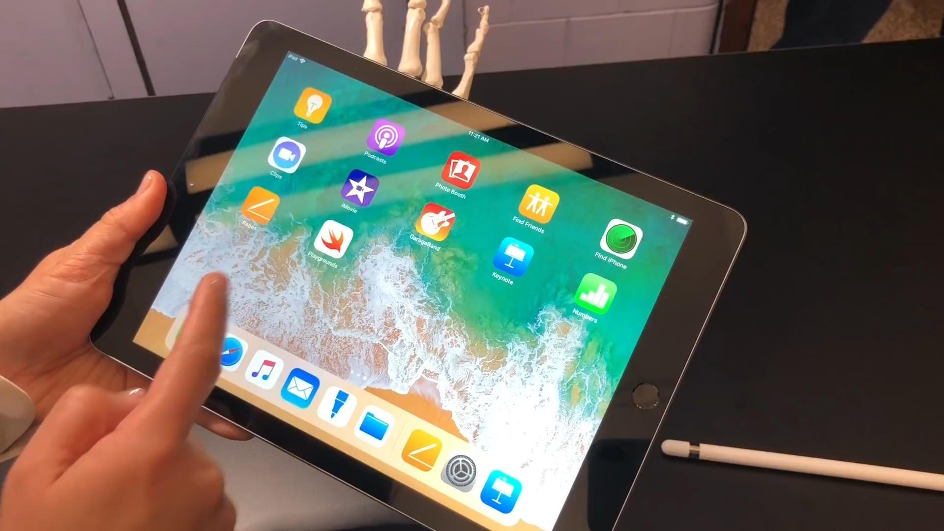 hiệu năng mượt mà iPad Gen 6