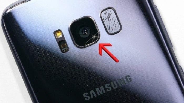 Nên thay kính camera Samsung vào khi nào?