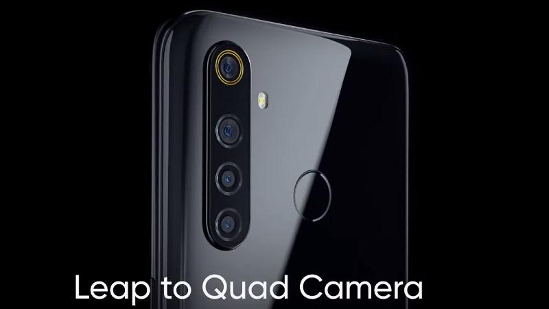 Đánh giá camera Realme 5