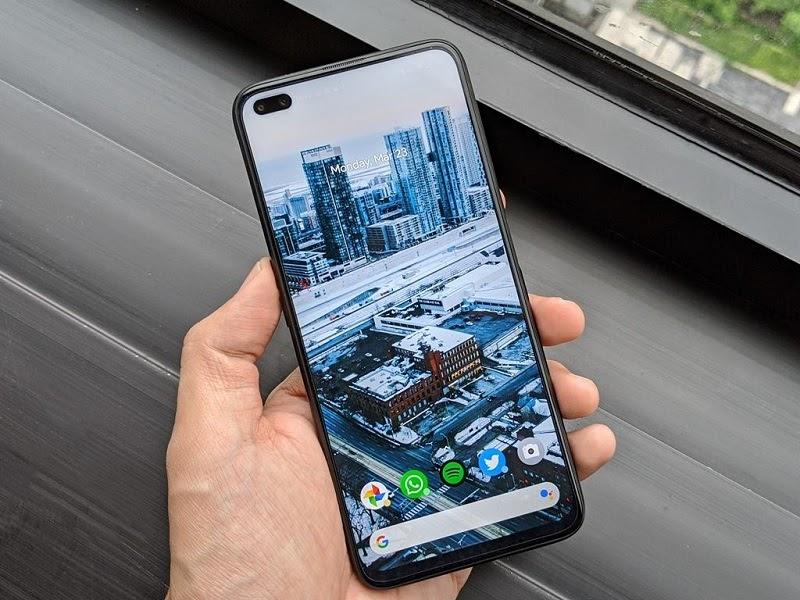 Hiệu năng dư xài cùng phần mềm tối ưu tốt khi trải nghiệm trên Realme 6 Pro