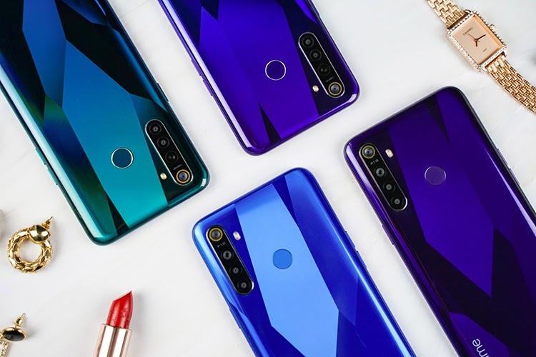 Sửa chữa điện thoại Realme tại Thanh Trang mobile