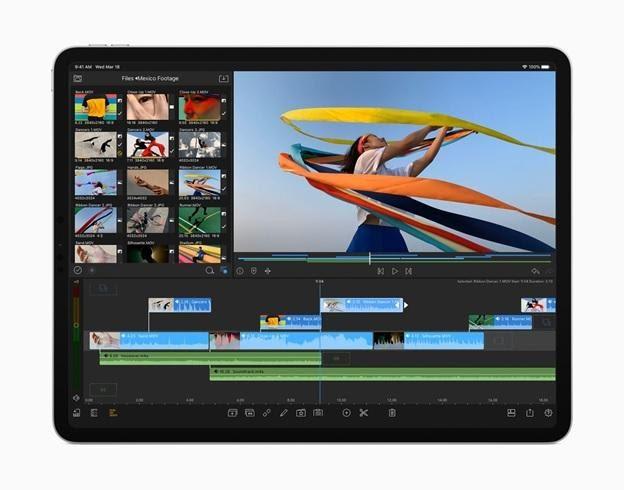 Thiết kế iPad Pro 12.9 inch (2020)