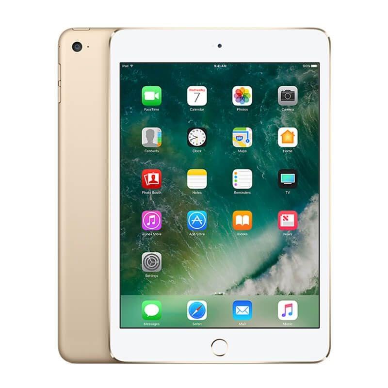 Trải nghiệm màn hình sắc nét cùng iPad mini 4