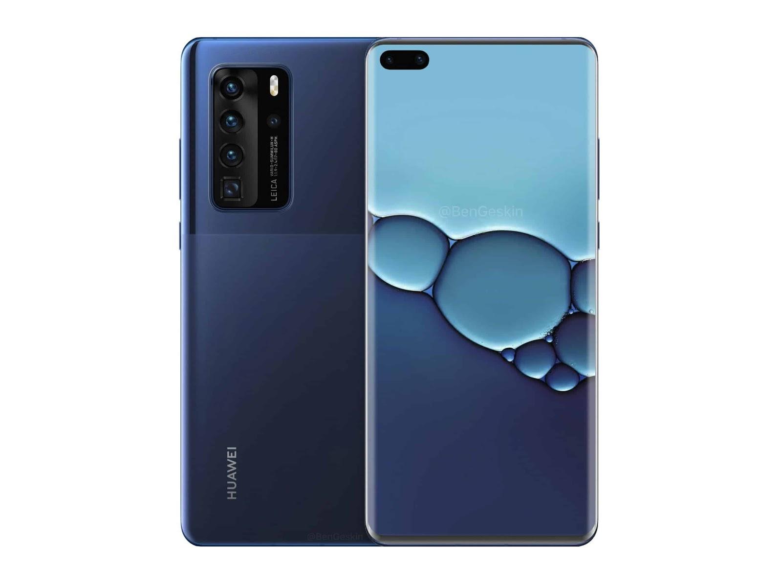 thay nắp lưng Huawei P40