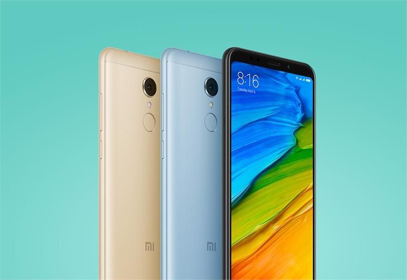 Thiết kế Xiaomi Redmi 5