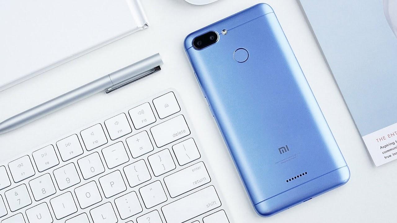 Xiaomi Redmi 6A vượt trội hơn nhờ con chip Helio A22