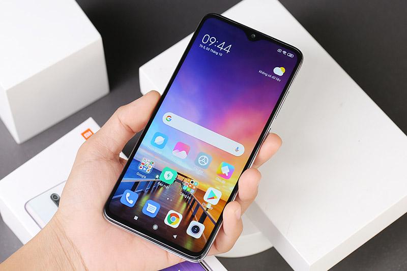 Trải nghiệm màn hình lớn chất lượng cùng Xiaomi Redmi Note 8 Pro