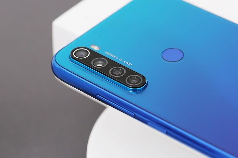 Xiaomi Redmi Note 8 có 4 camera sau
