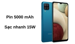 Thay pin Samsung A12