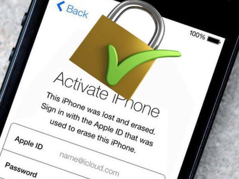 bẻ khóa icloud iphone 8 plus giá bao nhiêu