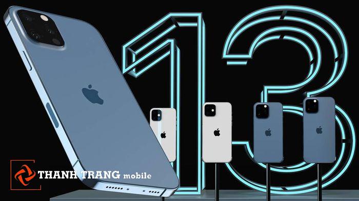 Lộ diện mô hình iPhone 13
