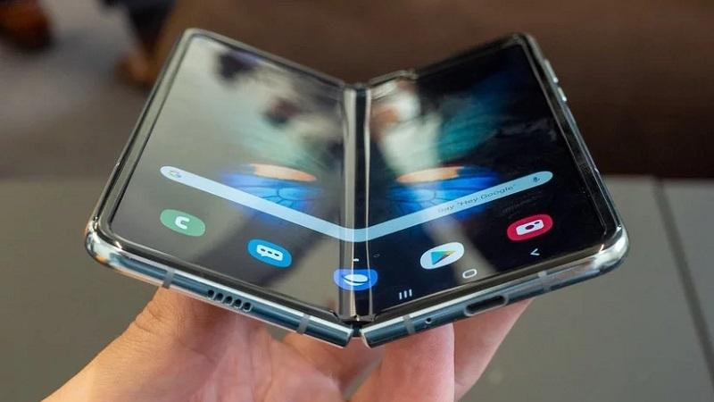 Tóp 3 Smartphone màn hình gập