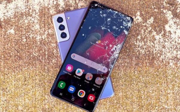 Thay Màn Hình Samsung S21 Plus