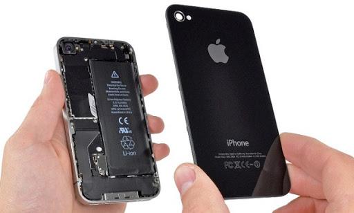 Thay nắp lưng iPhone